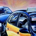 Obras de arte: Europa : Países_Bajos : Noord-Brabant : Eindhoven : taxi bcn