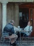 Obras de arte: Europa : España : Madrid : Hoyo_Manzanares : El aperitivo