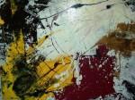 Obras de arte: Europa : España : Andalucía_Jaén : Jaen_ciudad : descomposición en rojo y amarillo