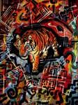 Obras de arte: Europa : España : Catalunya_Barcelona : Barcelona_ciudad : Tigre