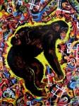 Obras de arte: Europa : España : Catalunya_Barcelona : Barcelona_ciudad : Nano mono II