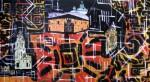 Obras de arte: Europa : España : Catalunya_Barcelona : Barcelona_ciudad : Latitud cero