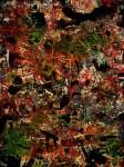 Obras de arte: Europa : Espa�a : Catalunya_Barcelona : Barcelona_ciudad : Paisaje a�reo II