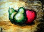 Obras de arte: America : Honduras : Atlantida : Tela : Frutas
