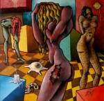 Obras de arte: America : Ecuador : Azuay : Cuenca : BELLEZA ARTIFICIAL