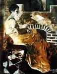 Obras de arte: America : Bolivia : Santa_Cruz-Bolivia : santa_cruz_de_la_sierra : GENTIL SEÑORA