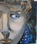 Obras de arte: Europa : España : Castilla_y_León_Palencia : palencia : David, sobre la estatua de M. Angel