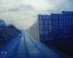 Obras de arte: Europa : España : Galicia_La_Coruña : Coruna : Regreso a la ciudad