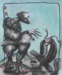 Obras de arte: America : México : Jalisco : Guadalajara : Presuntas Revelaciones