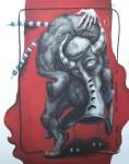 Obras de arte: America : México : Jalisco : Guadalajara : Un espectador Amorcillado