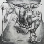 Obras de arte: America : México : Jalisco : Guadalajara : Sintoma de Soledad