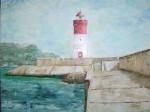 Obras de arte: Europa : España : Murcia : cartagena : Faro de Navidad