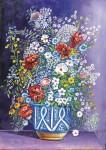 Obras de arte: America : Colombia : Distrito_Capital_de-Bogota : Bogota : flores