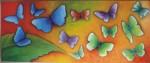 Obras de arte: America : Colombia : Distrito_Capital_de-Bogota : Bogota : mariposas libres