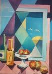 Obras de arte: America : Argentina : Buenos_Aires : Ascension : Amanecer entre lineas