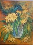 Obras de arte: America : Argentina : Buenos_Aires : Ascension : Girasoles de jardin