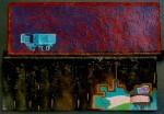 Obras de arte: America : México : Chiapas : Tuxtla : Vías de oscuro 2
