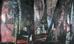 Obras de arte: Europa : España : Catalunya_Barcelona : Barcelona : selva oscura
