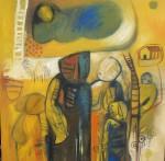 Obras de arte: America : Per� : Lima : miraflores : mi madre me cuida desde arriba