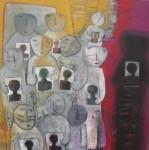 Obras de arte: America : Perú : Lima : miraflores : canto alos desaparecidos