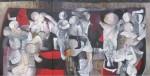 Obras de arte: America : Perú : Lima : miraflores : fosa comun
