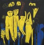 Obras de arte: America : Perú : Lima : miraflores : renacen como las retamas