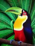 Obras de arte: America : Bolivia : Santa_Cruz-Bolivia : santa_cruz_de_la_sierra : tucan