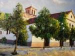 Obras de arte: Europa : España : Andalucía_Granada : Granada_ciudad : Iglesia Cullar Vega