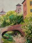 Obras de arte: Europa : España : Andalucía_Granada : Granada_ciudad : Carrera del Darro