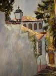 Obras de arte: Europa : España : Andalucía_Granada : Granada_ciudad : Cuesta del Mauror