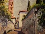 Obras de arte: Europa : España : Andalucía_Granada : Granada_ciudad : Iglesia Albayzin