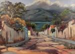 Obras de arte: America : Venezuela : Aragua : Maracay : CALLE, LUZ Y REFLEJOS