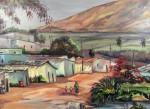 Obras de arte: America : Venezuela : Aragua : Maracay : CALLEJON DE LOS TUBOS