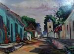 Obras de arte: America : Venezuela : Aragua : Maracay : CASAS MUERTAS