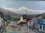 Obras de arte: America : Venezuela : Aragua : Maracay : ESPEJOS DE LLUVIA