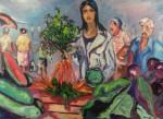 Obras de arte: America : Venezuela : Aragua : Maracay : MERCADO DE COLONIEROS