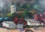 Obras de arte: America : Venezuela : Aragua : Maracay : PAISAJE