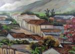 Obras de arte: America : Venezuela : Aragua : Maracay : PAISAJE DE GUARICO
