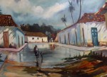 Obras de arte: America : Venezuela : Aragua : Maracay : REFLEJOS EN ADICORA