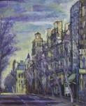 Obras de arte: America : Argentina : Buenos_Aires : Capital_Federal : av.de Mayo