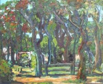 Obras de arte: America : Argentina : Buenos_Aires : Capital_Federal : barrancas de Belgrano
