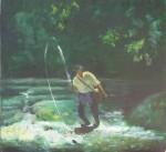 Obras de arte: America : Argentina : Buenos_Aires : Capital_Federal : Pescador