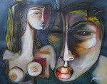Obras de arte: America : Cuba : Ciudad_de_La_Habana : miramar_playa : ST.1