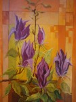 Obras de arte: America : Argentina : Buenos_Aires : Ascension : Magnolias