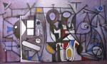 Obras de arte: Europa : España : Principado_de_Asturias : Gijón : ABOUT PICASSO KITCHEN