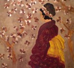 Obras de arte: Europa : España : Aragón_Zaragoza : La_Muela : Tarde de Primavera