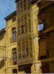 Obras de arte: Europa : España : Castilla_y_León_Burgos : Miranda_de_Ebro : Balcones