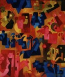 Obras de arte: America : Uruguay : Canelones : Parque_de_Carrasco : jeroglífico  X