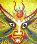 Obras de arte: America : Perú : Lima : chosica : DRAGON