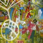 Obras de arte: America : Perú : Lima : chosica : Akulliy